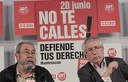 SINDICATOS 'COLABORACIONISTAS'…AL DESASTRE -11/11/12